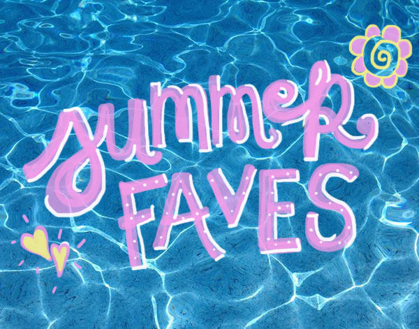 Summer faves pool