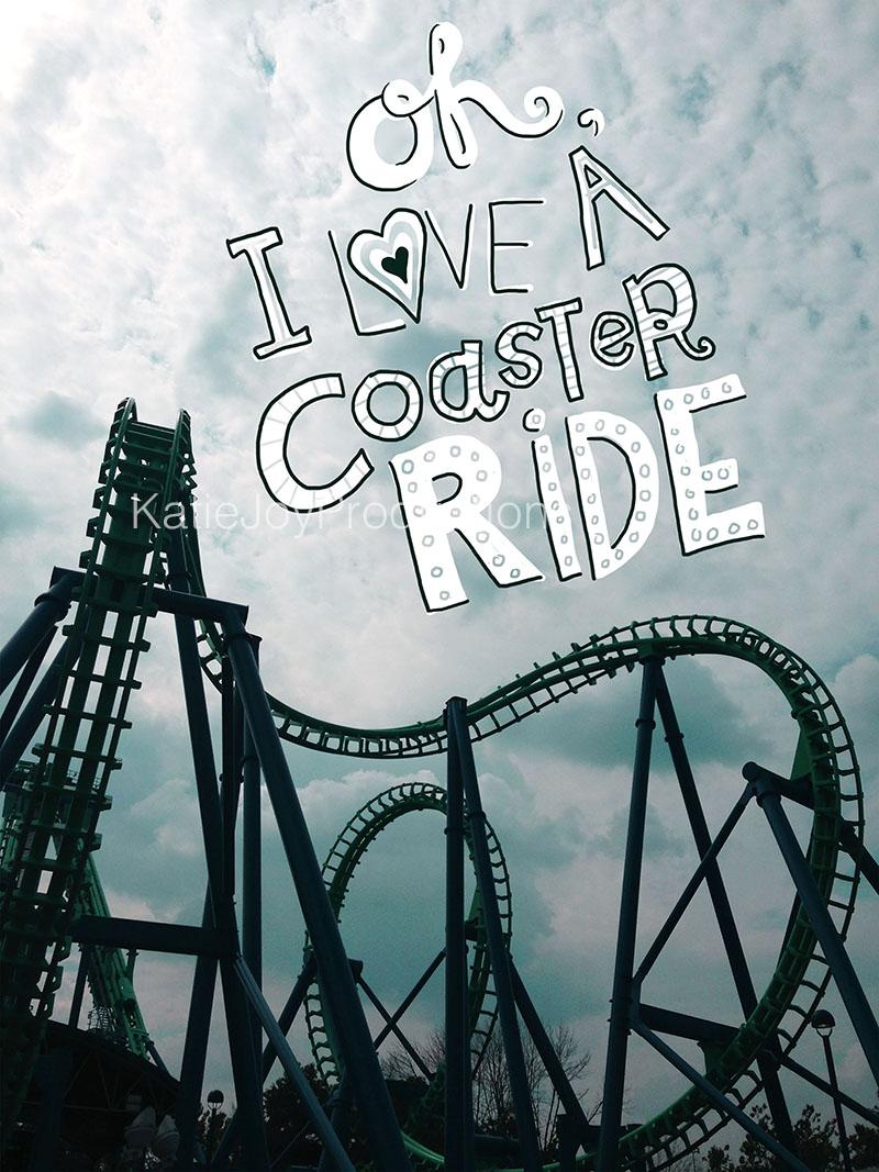 Coaster ride copy