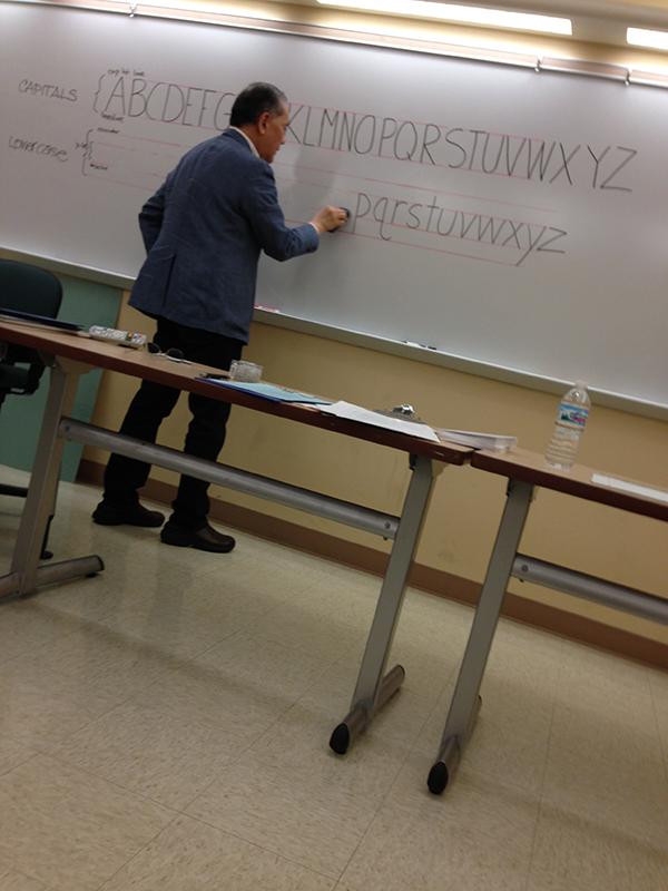 Typogaphy lesson