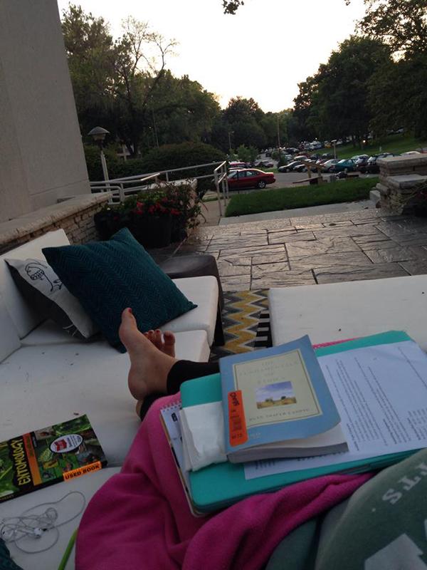 Porch homework